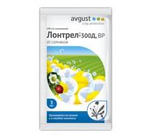 ЛОНТРЕЛ - 300Д от сорняков