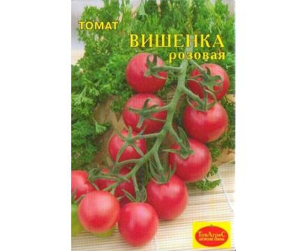 Семена Томата — Сорт ВИШЕНКА РОЗОВАЯ F1