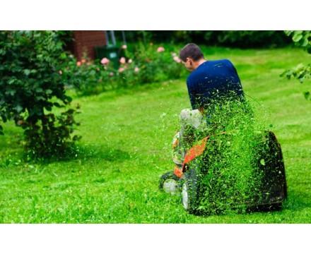 Комплексное обслуживание газона