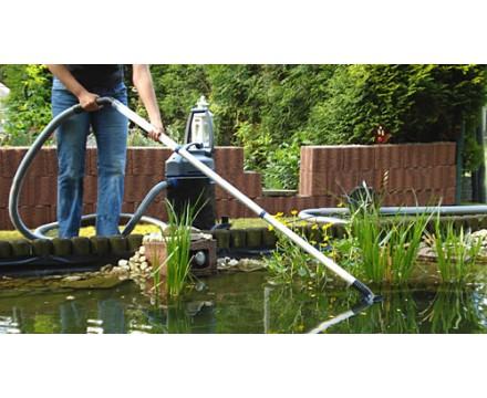 Уход за прудом: Обслуживание искусственного водоёма
