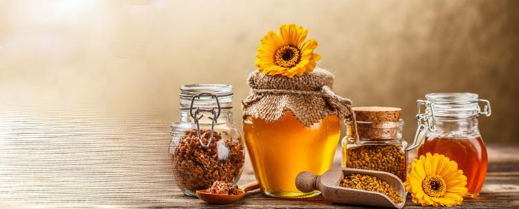 Продукты пчеловодства!